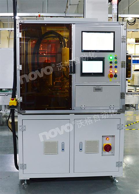 广东全自动贴胶机工厂 铸造辉煌「无锡沃格自动化科技供应」