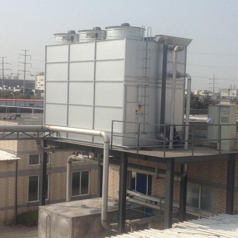 包头闭式冷却塔多少钱 欢迎咨询 无锡万亨机械供应