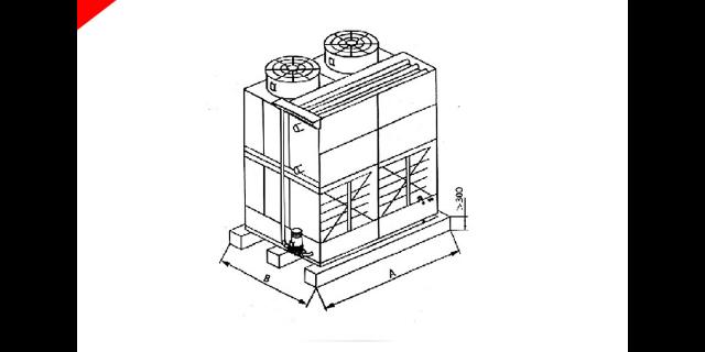 宝山区闭式冷却塔采购 欢迎咨询 无锡万亨机械供应