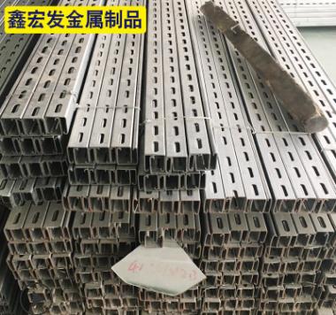 标准C型钢檩条,C型钢