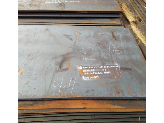 十堰SA516 GR70容器板零切 客户至上 无锡市鑫中正特钢供应