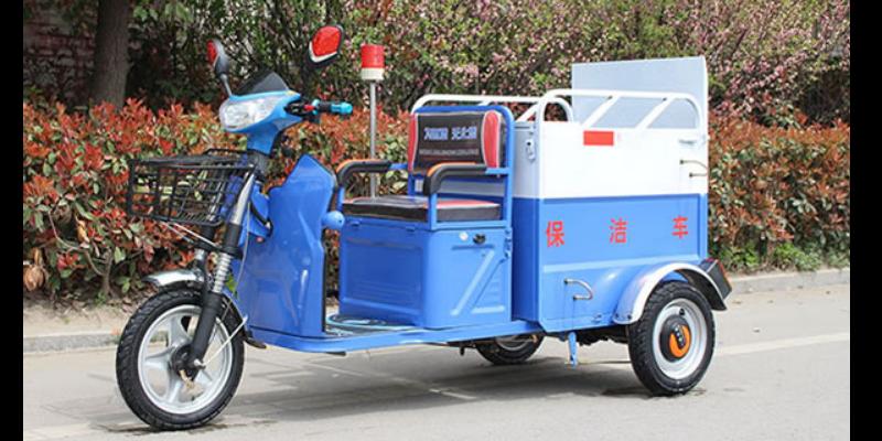 黑龙江小型电动环卫车租赁