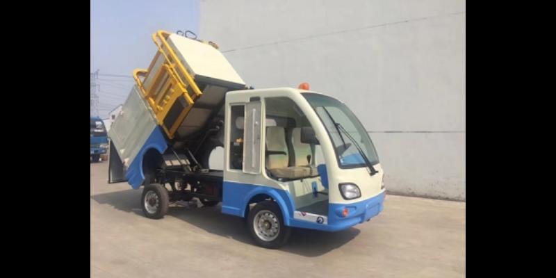 芜湖纯电动垃圾车电池「无锡雅西电动车供应」