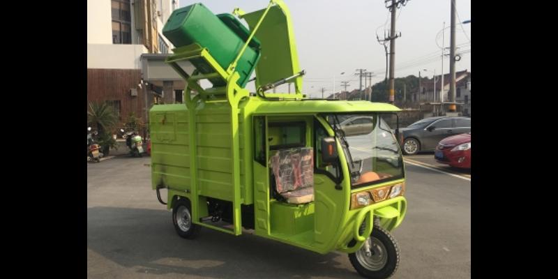 江苏纯电动垃圾车定制「无锡雅西电动车供应」