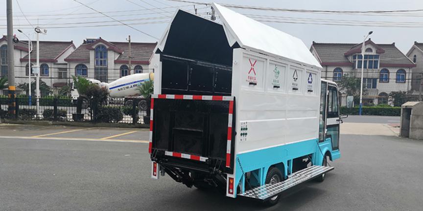 厦门小区电动保洁车公司「无锡雅西电动车供应」