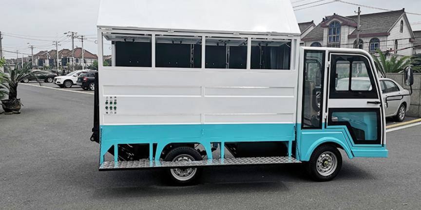 芜湖新能源电动保洁车定做「无锡雅西电动车供应」