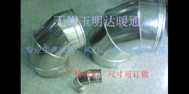 浙江螺旋风管产品介绍「玉明达供」