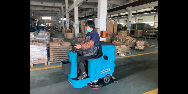 宁波大型洗地机品牌 无锡优尼斯清洁设备供应