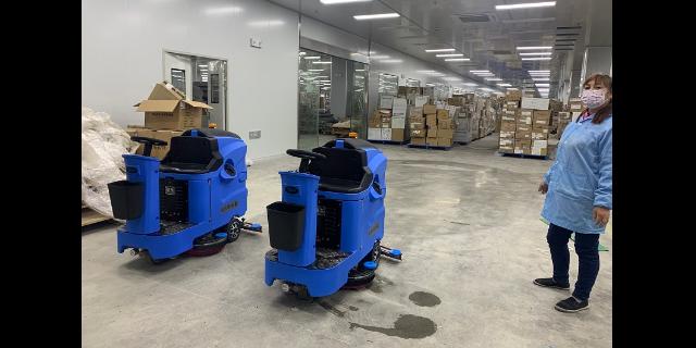 地区商用型洗地机多少钱 无锡优尼斯清洁设备供应