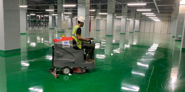 南京工厂洗地机公司 无锡优尼斯清洁设备供应