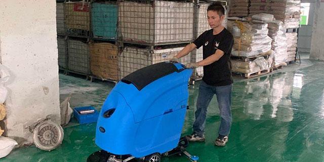 长春粉尘清扫车扫地机哪里卖 无锡优尼斯清洁设备供应