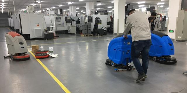 江阴物业小区扫地机品牌 无锡优尼斯清洁设备供应