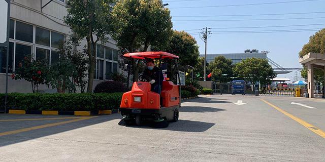 常州道路清扫车扫地机厂家 无锡优尼斯清洁设备供应