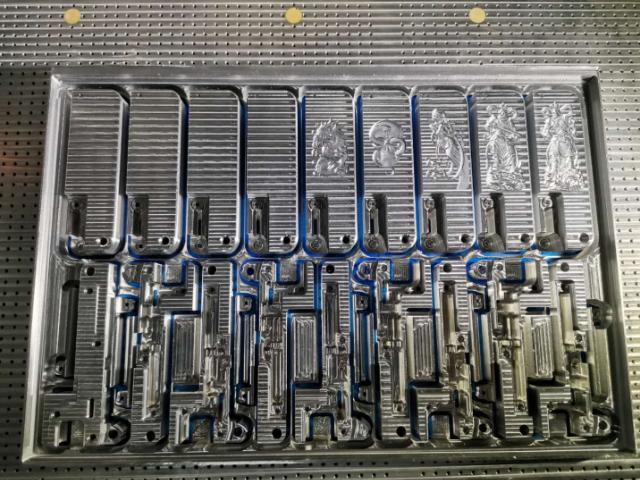 深圳金屬模具加工制造 來電咨詢「溫州東田制版供應」