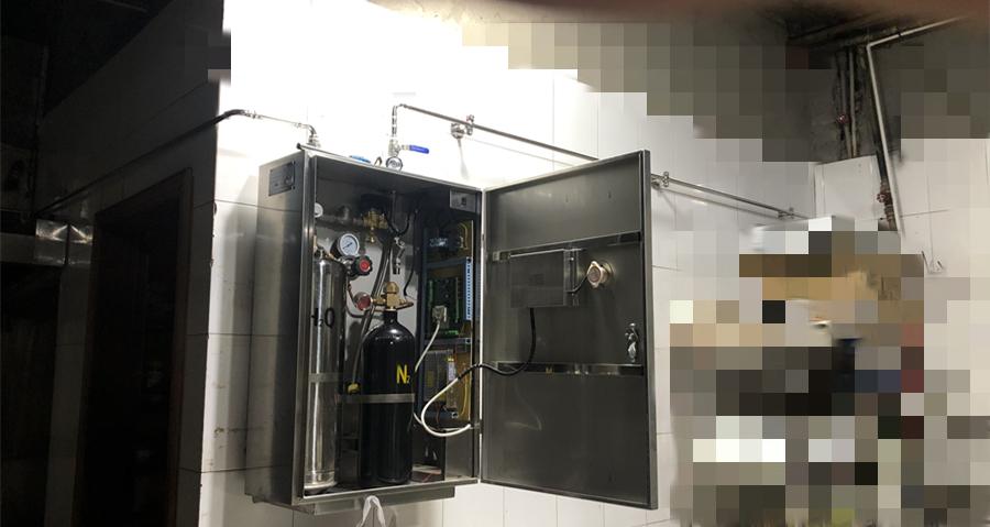 南岸区厨自灭厨房灭火设备厂家「四川栩顶晖消防科技供应」