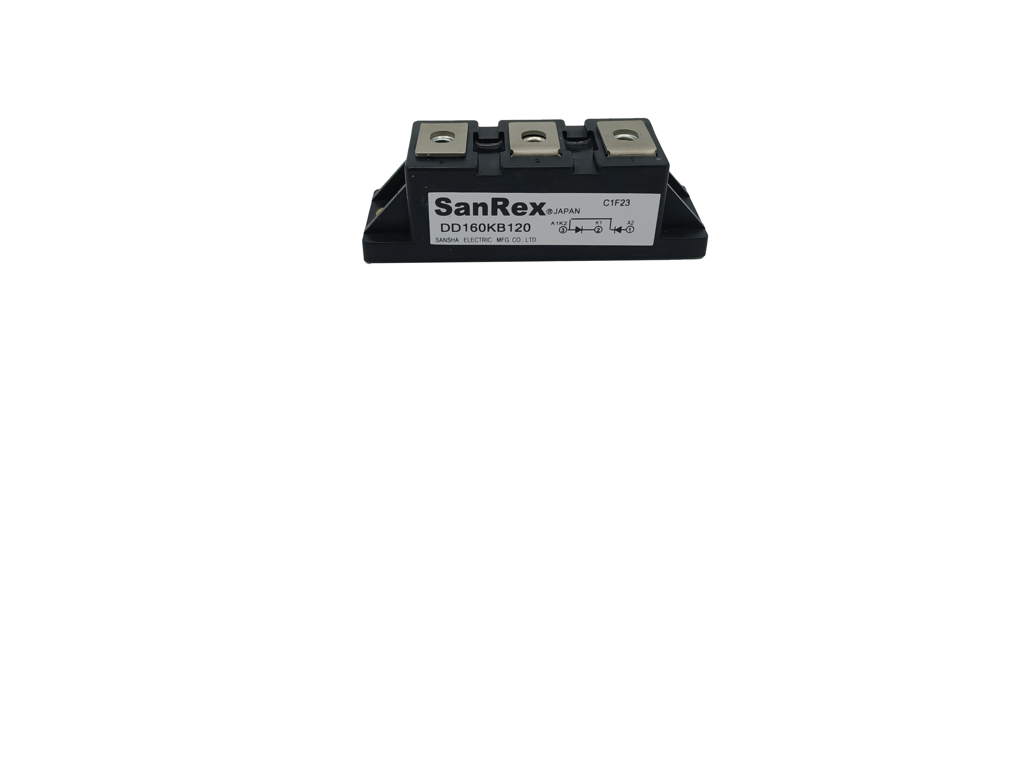 提供上海市陕西耐用性高三社二极管模块值得信赖企业直销上海萱鸿电子科技供应