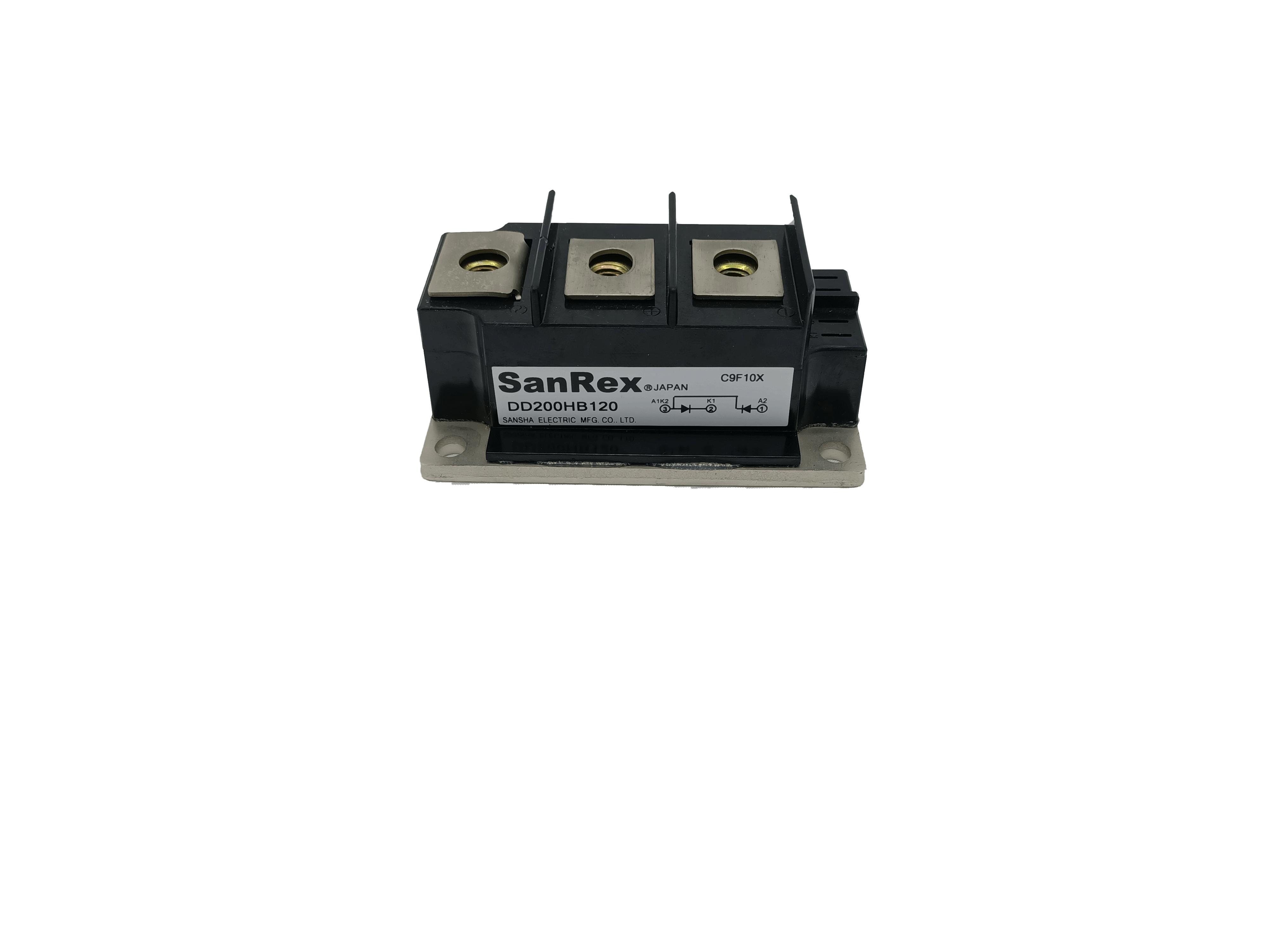 供应上海市河南优良三社二极管模块高品质选择厂家上海萱鸿电子科技供应