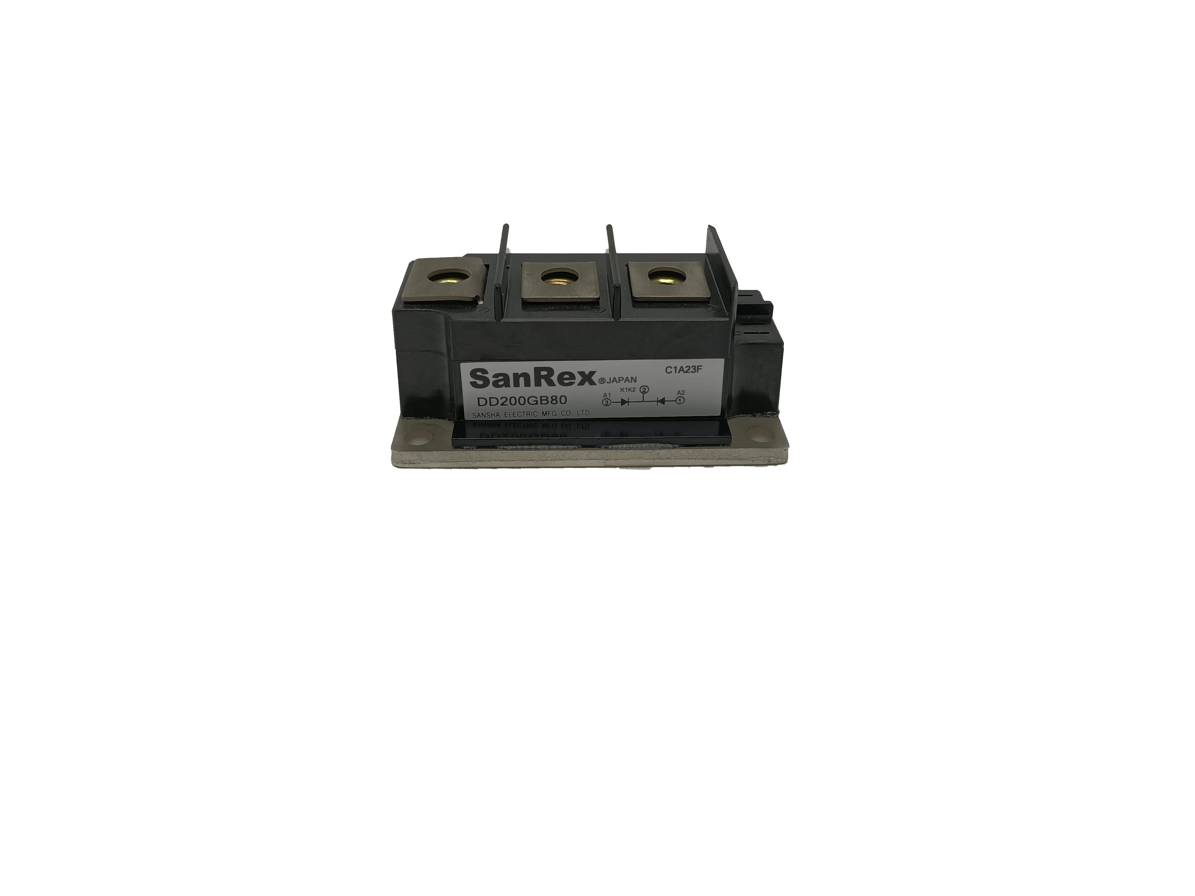 销售上海市河南直销三社二极管模块规格尺寸齐全报价上海萱鸿电子科技供应