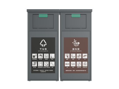 上海市松江区本地智能垃圾分类回收机定做 欢迎咨询「 上海厦伟环保科技供应」
