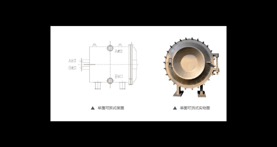 汕头热交换器批发市场 服务至上 东莞鑫晨换热器供应