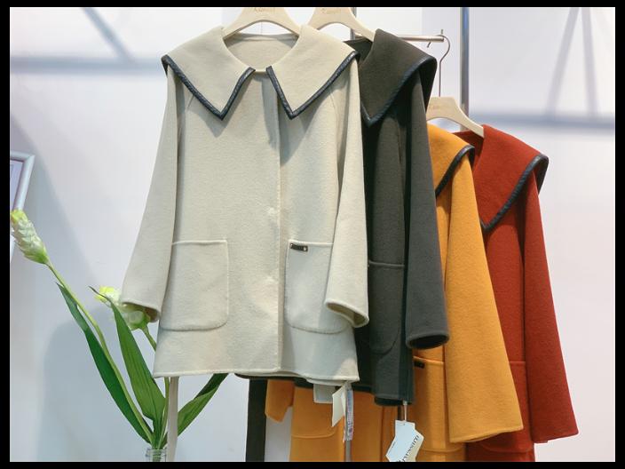 重庆反季双面羊绒大衣