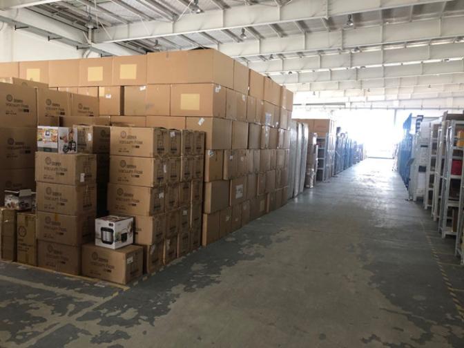 系统智能化仓库排名 欢迎咨询「上海星力仓储服务供应」