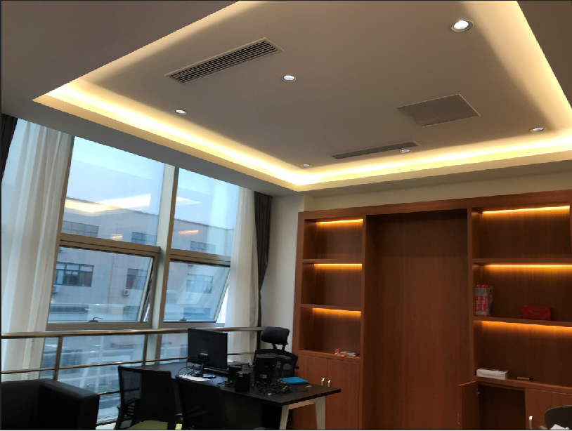 工业风办公室装修联系方式「上海星阙装饰工程供应」