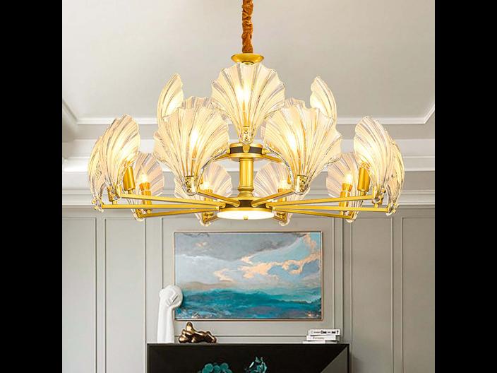 中山客厅现代北欧灯具家用