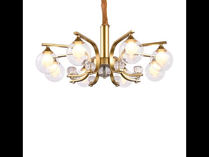 河南客厅现代北欧灯具供应商家 信息推荐「中山市鑫谷利照明供应」