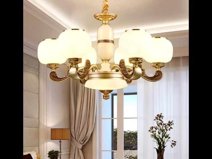 陕西客厅新中式灯具