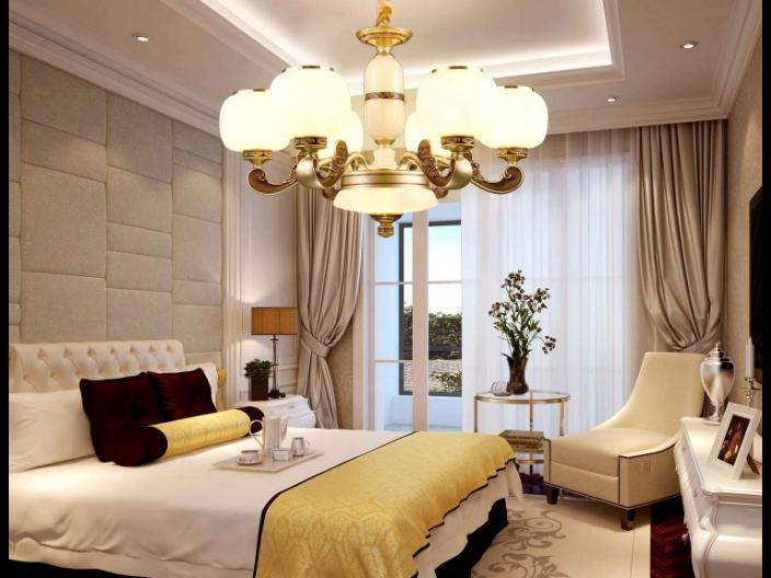中山卧室新中式灯具定制批发,新中式灯具