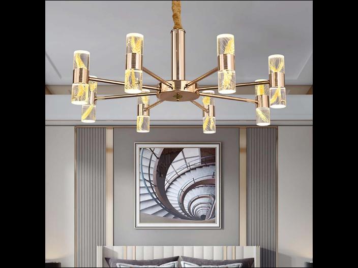 中山客厅现代北欧灯具家用,现代北欧灯具