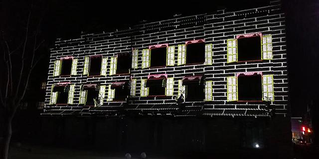 江西外墙亮化投影灯「星迅供」