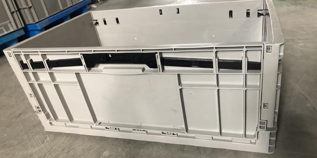 丰田系列EUO4628折叠箱 物流折叠箱周转箱 苏州鑫浩