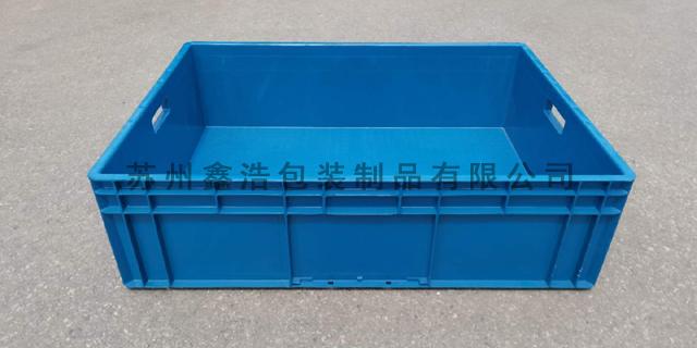 EU8622物流箱 EU物流箱厂家批发 苏州鑫浩