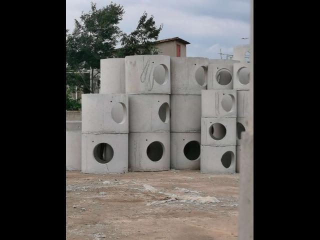 云南混凝土预制式检查井安装 昆明鑫磊水泥制品供应
