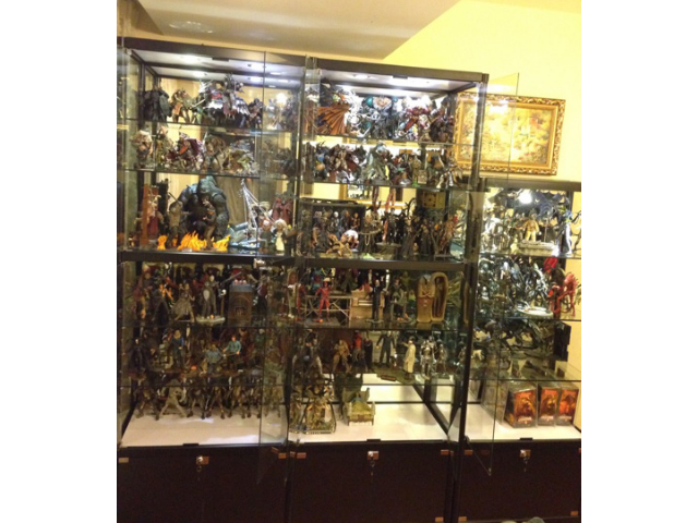 威海商用展柜订做价格,展柜