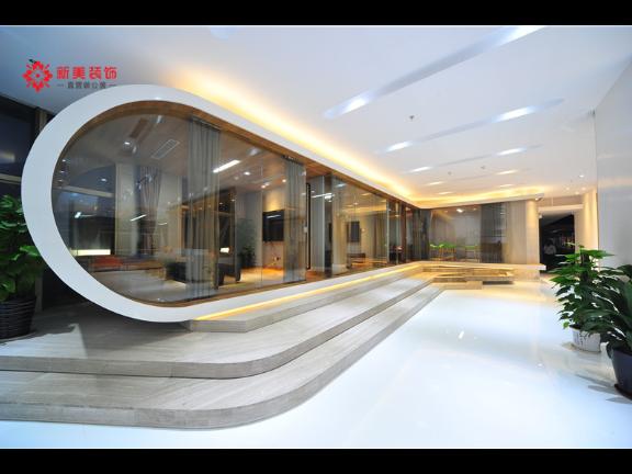 深圳商业空间装饰设计施工 信息推荐 深圳新美装饰供应