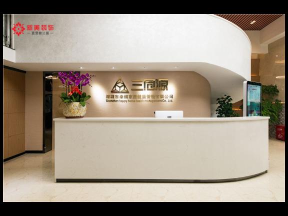 深圳商铺建筑装饰设计多少钱 欢迎咨询 深圳新美装饰供应