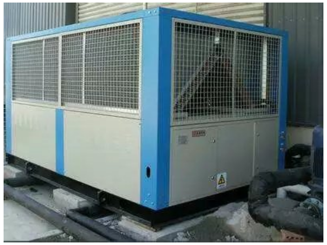 洛寧地源熱泵中央空調機組保養,中央空調