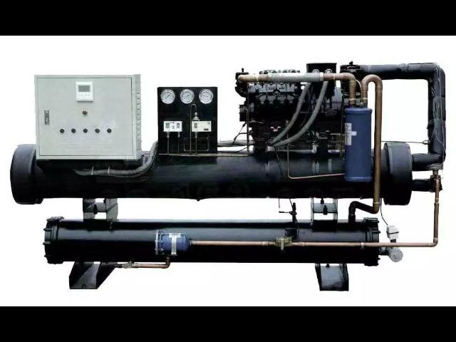 伊川風冷中央空調機組維護