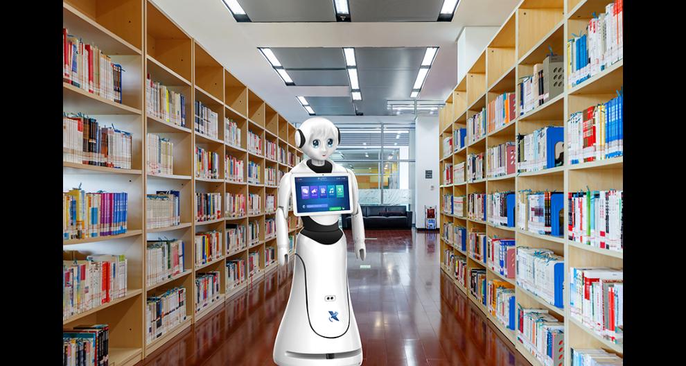 安徽智能服务大厅机器人厂家 昆山新正源机器人供应