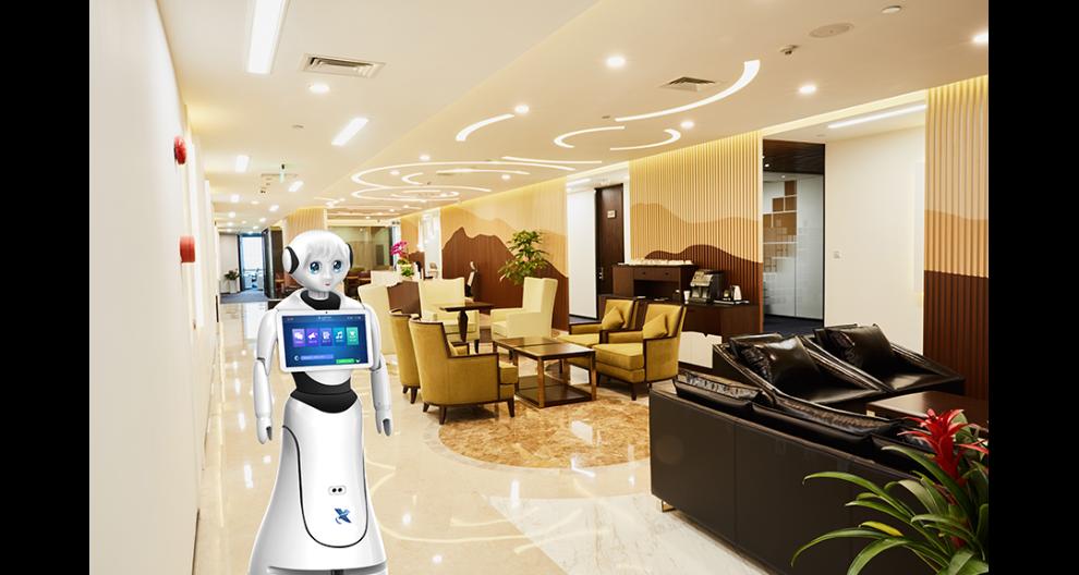 吉林銀行大廳機器人報價 昆山新正源機器人供應