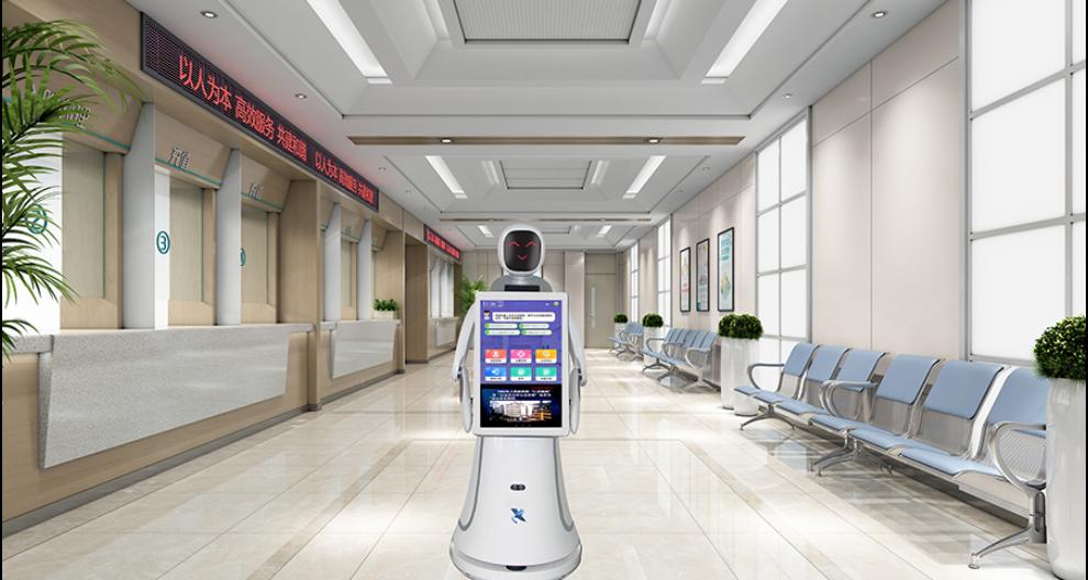 河北办事大厅机器人报价 昆山新正源机器人供应