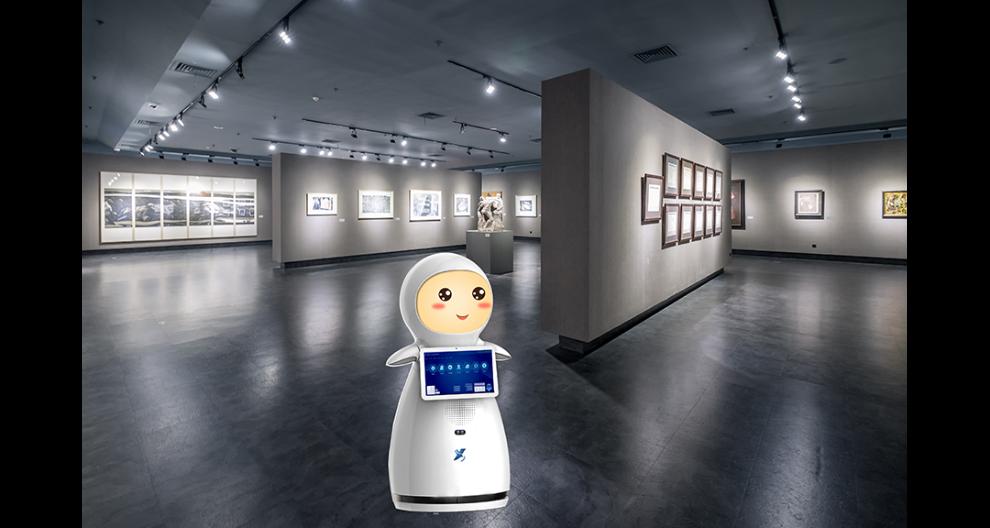 甘肃智能服务大厅机器人报价 昆山新正源机器人供应