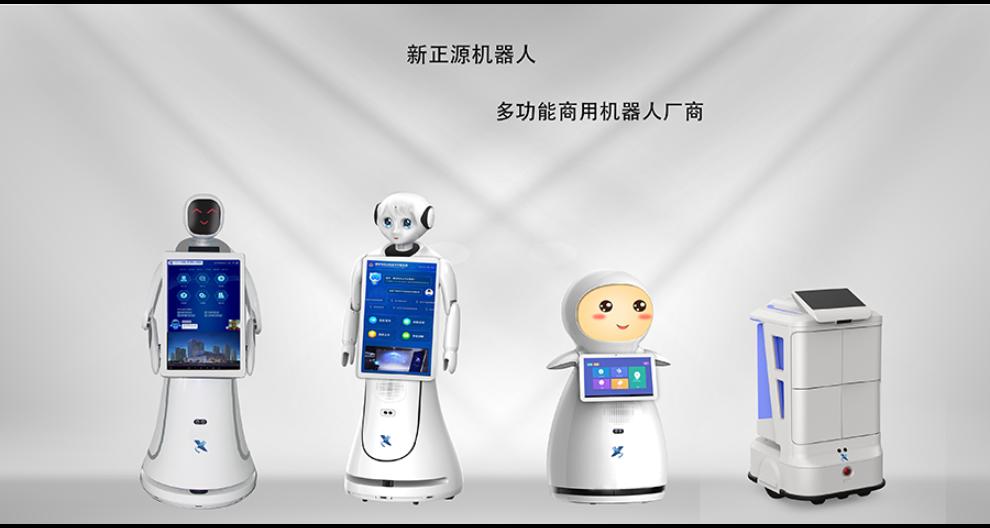 江蘇辦事大廳機器人哪家好 昆山新正源機器人供應