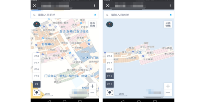 广东医院导航系统厂家 昆山新正源机器人供应