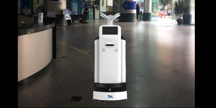 湖南雾化消毒机器人厂家直销 昆山新正源机器人供应