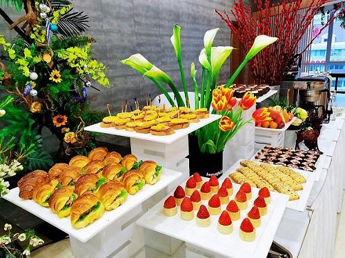 上海口碑好冷餐会定制上门服务 铸造辉煌 上海曦季餐饮管理供应