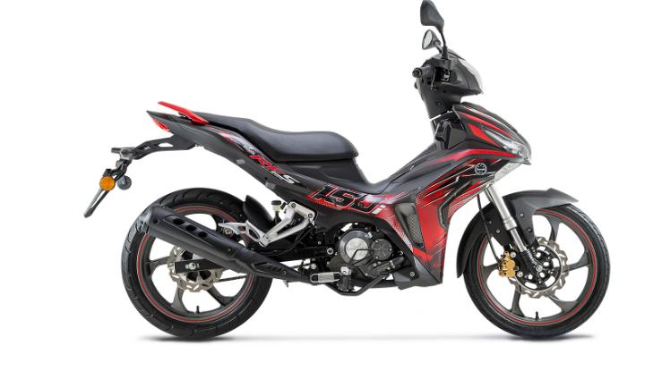 巴州官方授权经销摩托车销售 昊川圆商贸供应